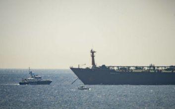 Οι ΗΠΑ ζητούν να συλλάβουν το ιρανικό δεξαμενόπλοιο Grace 1