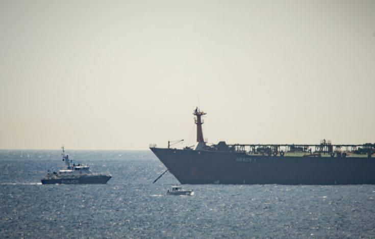 «Σε κατάσταση υψίστης ασφαλείας τα πλοία βρετανικής σημαίας σε ιρανικά χωρικά ύδατα»
