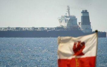 Το Ιράν καλεί το Λονδίνο να αφήσει αμέσως ελεύθερο το δεξαμενόπλοιο