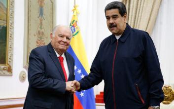 Προειδοποίηση της ΕΕ στη Βενεζουέλα για τις διαπραγματεύσεις στα Μπαρμπέιντος