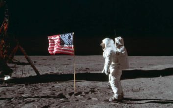 Μια δημοσιογραφική μαρτυρία για την πρώτη αποστολή στη σελήνη