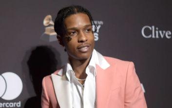 Θαυμάστρια του ASAP Rocky απείλησε ότι θα ανατινάξει την πρεσβεία της Σουηδίας στην Ουάσινγκτον