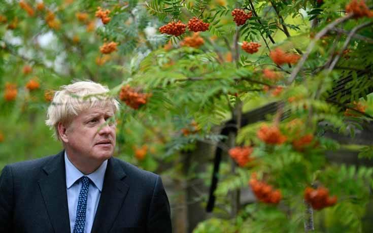 Το ρεκόρ που κατέρριψε ο επίδοξος πρωθυπουργός της Βρετανίας Μπόρις Τζόνσον
