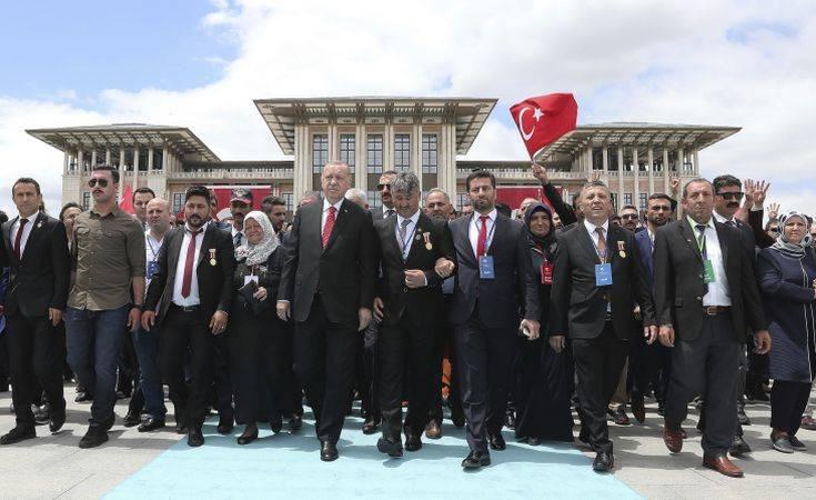 Ερντογάν για ανατολική Μεσόγειο και Αιγαίο: Γελιούνται όσοι βρίσκουν δίκιο στην απέναντι πλευρά