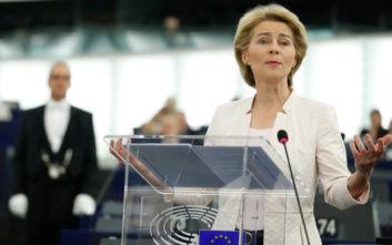 Φον ντερ Λάιεν: Ο ευρωπαϊκός προϋπολογισμός θα είναι το νέο Σχέδιο Μάρσαλ