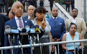 Καμία δίωξη σε βάρος αστυνομικού που κατηγορείται ότι σκότωσε αφροαμερικανό πολίτη στη Νέα Υόρκη