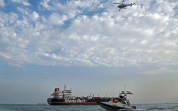 Σήμα κινδύνου εξέπεμψε ιρανικό πλοίο στην Κασπία