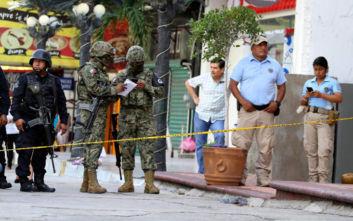 Χάος σε μπαρ στο Ακαπούλκο, ένοπλος σκότωσε εν ψυχρώ πέντε ανθρώπους
