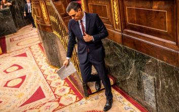 Ενώπιον ήττας οι Ισπανοί Σοσιαλιστές, οι Podemos δεν θα δώσουν ψήφο εμπιστοσύνης