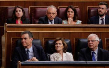 Ισπανία: Ο Πέδρο Σάντσεθ έχασε την ψηφοφορία για παροχή ψήφου εμπιστοσύνης