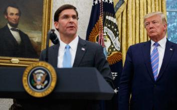 Οι ΗΠΑ απέκτησαν υπουργό Άμυνας μετά από επτά μήνες