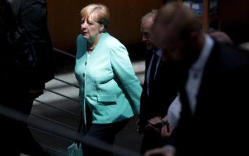 Έγκριση της συμφωνίας για το Brexit αναμένει η Άνγκελα Μέρκελ