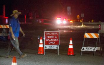 Σε εξέλιξη το ανθρωποκυνηγητό στην Καλιφόρνια, δεύτερο δράστη αναζητούν οι αρχές