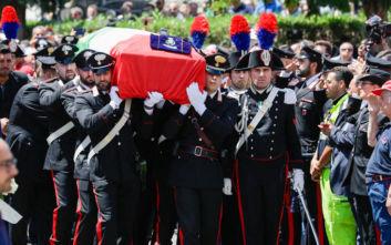 Πένθος στην Ιταλία για τον 35χρονο αστυνομικό που δολοφόνησε Αμερικανός τουρίστας