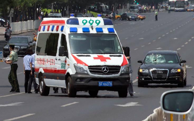 Έκρηξη με 2 νεκρούς και πολλούς τραυματίες σε εργοστάσιο στην Κίνα
