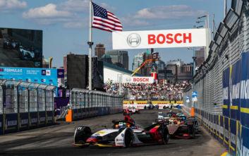 Νίκη της Audi στο E-Prix της Νέας Υόρκης