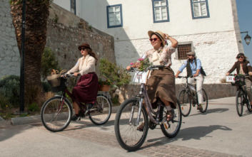 Το Tweed Run επιστρέφει τον Οκτώβριο στις Σπέτσες για 6η χρονιά