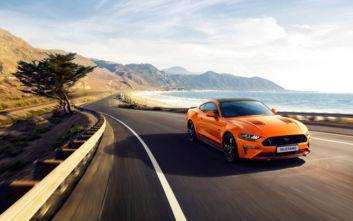 Επετειακές εκδόσεις από τη Mustang που γιορτάζει τα 55 της χρόνια