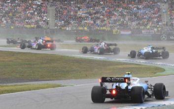 Οριστικά χωρίς ανεφοδιασμό καυσίμων οι αγώνες της Formula 1