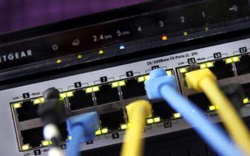 Ευρωπαϊκό πρόγραμμα ύψους 300 εκατ. ευρώ για μεγαλύτερες ταχύτητες ίντερνετ στην Ελλάδα