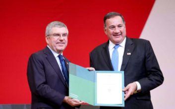 Η πρόσκληση της ΔΟΕ στην Ελλάδα για τους Ολυμπιακούς Αγώνες 2020