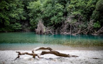 Το ποτάμι με τα κρυστάλλινα νερά