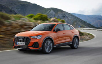 Το νέο Audi Q3 Sportback είναι ένα SUV για καθημερινή χρήση με σπορ DNA