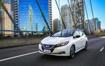 Στην αγορά της Λατινικής Αμερικής το Nissan Leaf
