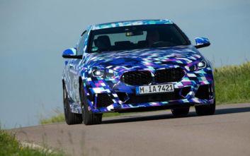 Τελικές πινελιές για τη σχεδόν έτοιμη BMW Σειρά 2 Gran Coupe