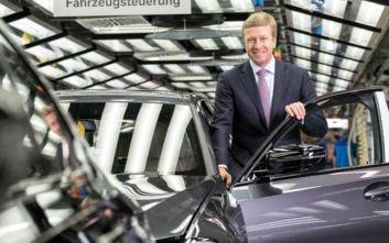Ο Oliver Zipse νέος Πρόεδρος της BMW AG