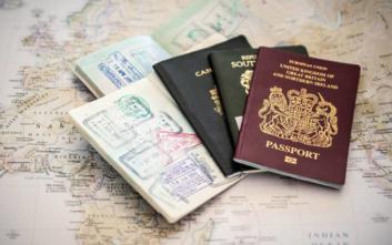 Το ελληνικό ανάμεσα στα ισχυρότερα διαβατήρια του κόσμου