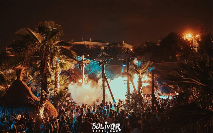 Το Bolivar Beach Bar γιορτάζει τα 15 χρόνια του με μια ξεχωριστή βραδιά – Newsbeast