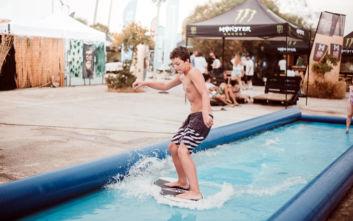 Surf Art Festival Vol.6: Μία όαση στην πόλη