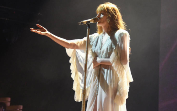 Sold out και η 3η συναυλία των Florence and The Machine