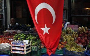 Μεγάλη μείωση του βασικού επιτοκίου από την κεντρική τράπεζα της Τουρκίας