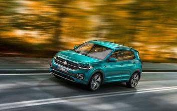 Στην κορυφή του Euro NCAP το VW T-Cross
