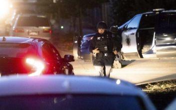 Εικόνες χάους και τρεις νεκροί από τους πυροβολισμούς στην Καλιφόρνια