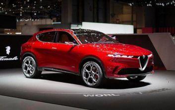 Βραβείο σχεδιασμού στην Alfa Romeo Tonale