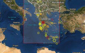 Σεισμός σε Αμφιλοχία-Αγρίνιο: Παρακολουθούν το φαινόμενο για να δουν αν ήταν ο κύριος