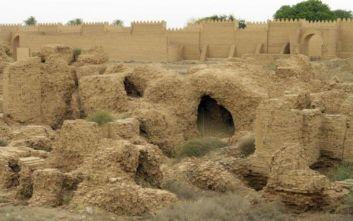 Μνημείο παγκόσμιας κληρονομιάς ανακηρύχθηκε η Βαβυλώνα στο Ιράκ