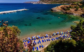 Δύο ονειρικές παραλίες στην Κρήτη που αξίζει να ανακαλύψετε
