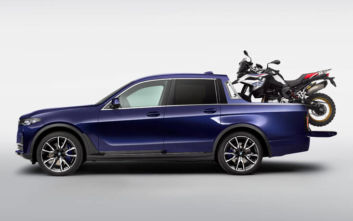 Στο BMW X7 Pick-up η πολυτέλεια συναντά την πρακτικότητα
