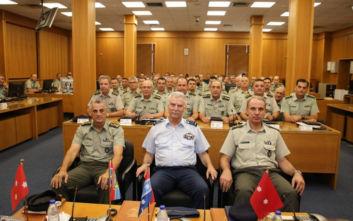 Επίσκεψη Αρχηγού ΓΕΕΘΑ στην Ανωτάτη Στρατιωτική Διοίκηση Υποστήριξης Στρατού