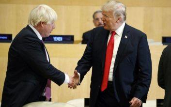 Ο Τζόνσον ζητεί από τον Τραμπ να μην επιβάλλει άλλους δασμούς σε ευρωπαϊκά προϊόντα