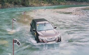 Τα «μυστικά» της σωστής οδήγησης σε πλημμύρες