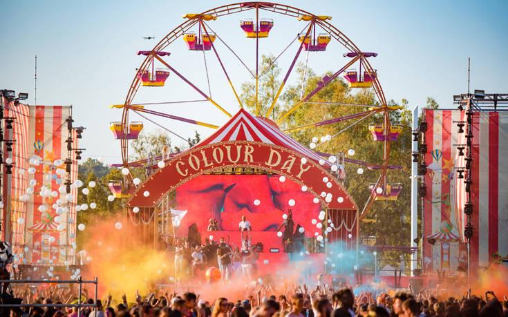 Γέμισε χρώμα η Αθήνα στο Colour Day Festival 2019 – Newsbeast