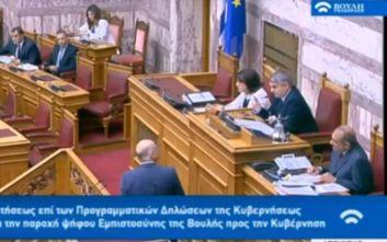 Η διαπραγμάτευση στη Βουλή για τον χρόνο και η… ΠΑΣΟΚική σκληρότητα