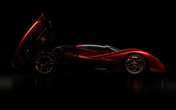 To θαυματουργό supercar της De Tomaso κυκλοφόρησε με λίγο πάνω από… 750.000 ευρώ