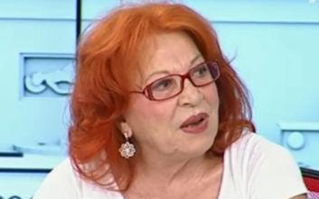 Χρυσούλα Διαβάτη κατά Γεωργούλη και Ζαγοράκη: Αυτά με απογοητεύουν και λυπάμαι τον ελληνικό λαό