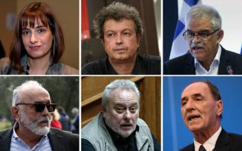 Αποτελέσματα εθνικών εκλογών 2019: Τα γνωστά ονόματα που μένουν εκτός Βουλής
